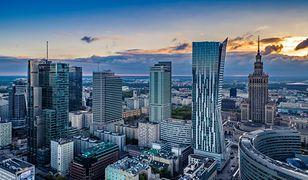 Warszawa zajęła wysoką pozycję