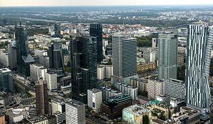 Warszawa ma zostać wydzielona z województwa