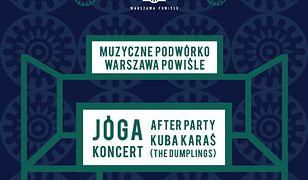 Rusza cykl koncertów plenerowych na Powiślu