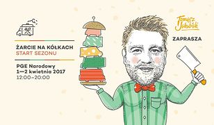 """Nadjeżdża """"Żarcie na kółkach"""" - największa kulinarna impreza w Polsce [NASZ PATRONAT]"""
