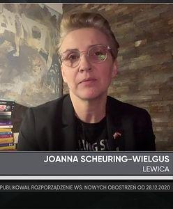 Joanna Scheuring-Wielgus o próbie odebrania jej immunitetu