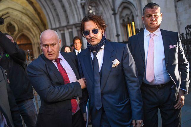 Johnny Depp toczy sądowe batalie z byłą żoną Amber Heard