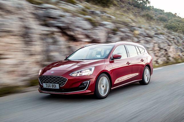 Titanium Business, ST-Line Business, Vignale - czym różnią się od siebie poziomy wyposażenia nowego Forda Focusa