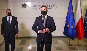 Duda rozmawiał z OBWE ws. Polaków aresztowanych na Białorusi