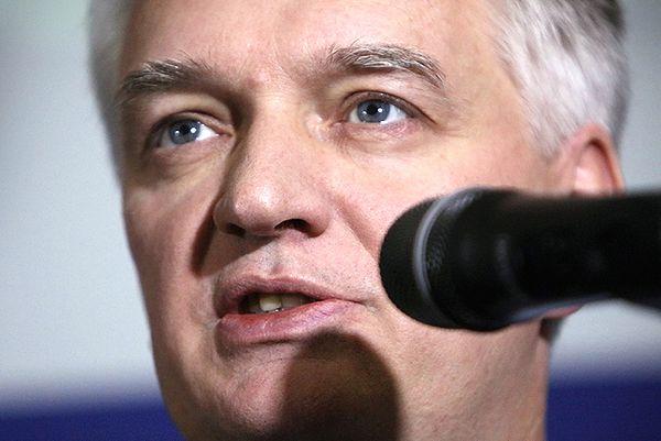 """Jarosław Gowin pokłócił się z Moniką Olejnik. """"Pan mnie przestawia jako bojówkarkę lewicową"""""""