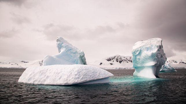 Zdanie naukowców topnienie lodowców może podnieść poziom wody o 1,5 m. Również w Bałtyku