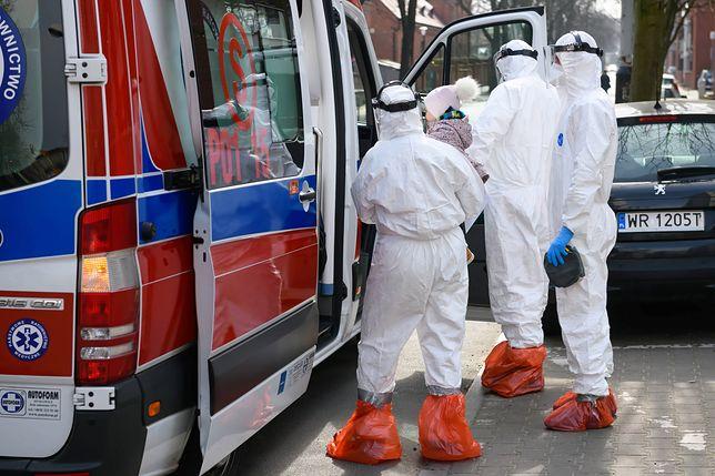 Zakażony lekarz na dyżurze. 27 pracowników SOR i pacjenci na kwarantannie