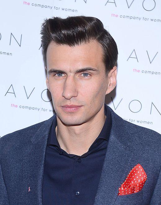 Jarosław Bieniuk pochwalił się nową fryzurą. Skomentowała Siwiec