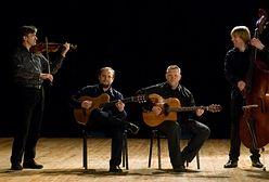 Rzeki Muzyki: Gypsy Swing Quartet