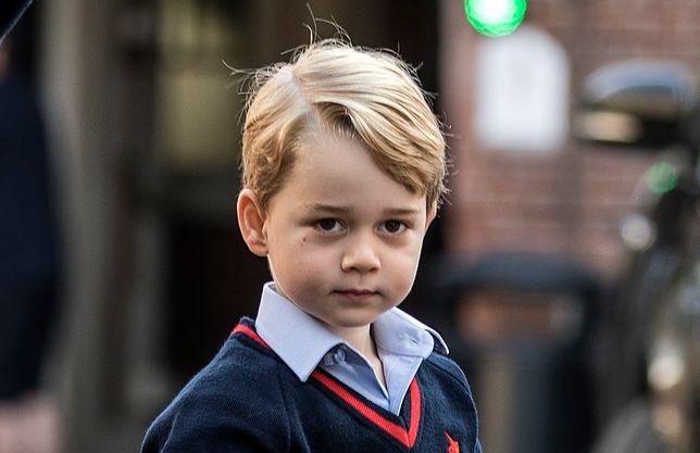 Terrorysta planował zamach na 4-letniego księcia Jerzego. Dostał surową karę