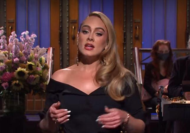 """Adele poprowadziła """"Saturday Night Live"""""""