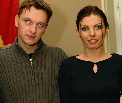 Agnieszka Dygant nie mówi o pierwszym mężu. Kim jest Marcin Władyniak?