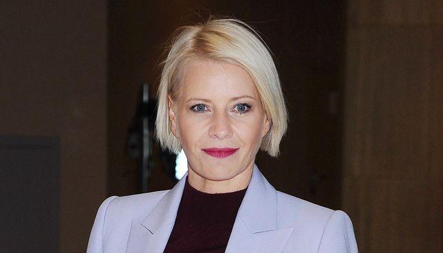 Małgorzata Kożuchowska ma stały kontakt z ojcem