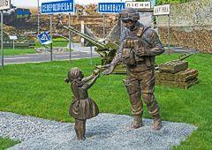 Ukraina - w Dnipro otwarto muzeum poświęcone wojnie w Donbasie