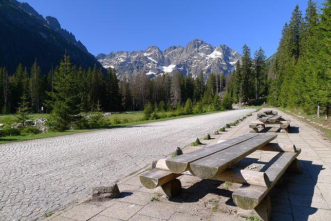 Pijani i odurzeni do nieprzytomności turyści w Tatrach. Leżą na drogach i polanach