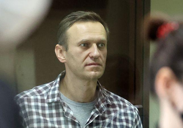 Rosja. Opozycjonista Aleksiej Nawalny