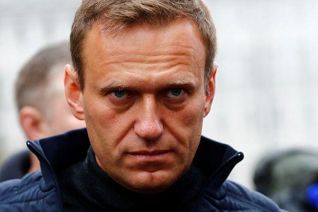 Zły stan zdrowia Aleksieja Nawalnego