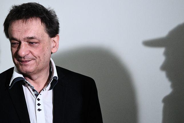 Piotr Tymochowicz w czasie ogłaszania wyroku