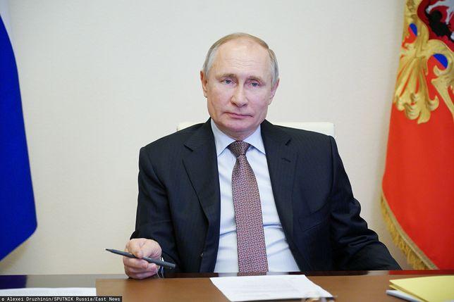 Rosja. Astronomiczne wydatki Kremla na ochronę Putina przed COVID-19