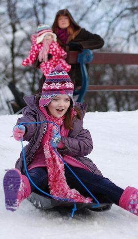 O czym nie możesz zapomnieć, planując urlop z dzieckiem w czasie zimy?