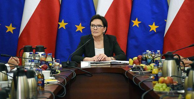 Ewa Kopacz: obowiązkiem prezydenta jest budowanie dobrego wizerunku Polski