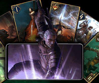 Karciany Gwint w wiedźmińskim świecie Geralta z Rivii dostępny już na Androida