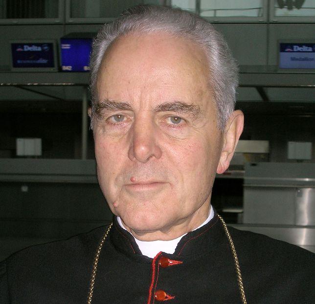 Brytyjski biskup-tradycjonalista Richard Williamson zaprzecza Holokaustowi
