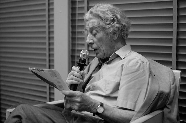 Jerzy Jedlicki urodził się 14 czerwca 1930 r.