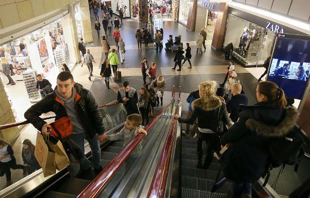 Planami ochrony mają zostać objęte m.in. centra handlowe