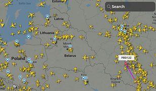 Białoruś. (Nie) Pusta przestrzeń lotnicza