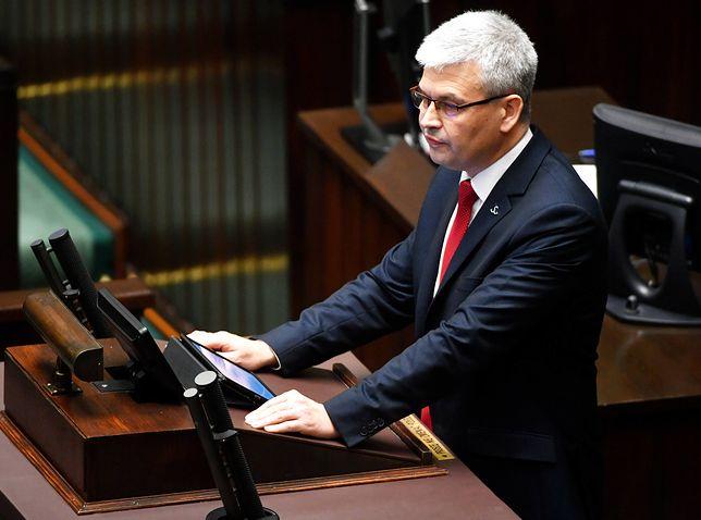 Ireneusz Zyska będzie 237 posłem PiS trwającej kadencji
