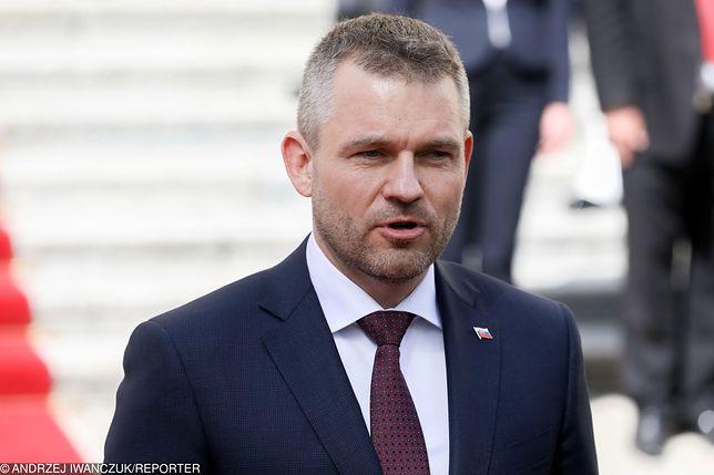 Peter Pellegrini, premier Słowacji