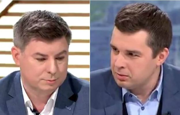 """Dziennikarz TVP Info """"zagiął"""" rzecznika PO. Poszło o odejścia generałów"""