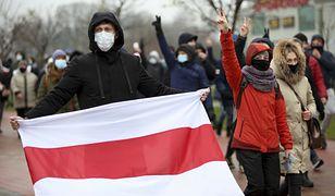 Białoruś. Trwają protesty przeciwko Łukaszence. 300 osób zostało zatrzymanych