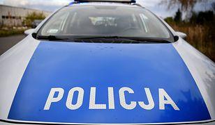 Błotnisty finał policyjnego pościgu w na Podlasiu