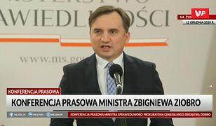 """Zbigniew Ziobro tłumaczy, kto jest """"miękiszonem"""""""