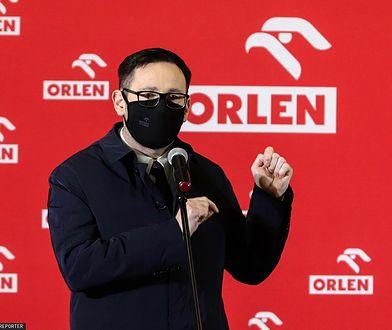 Nieoficjalnie: Daniel Obajtek ma ochronę
