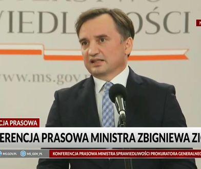 Zbigniew Ziobro o głosowaniu. Dogryza opozycji