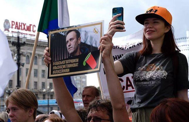 Aleksiej Nawalny w szpitalu. Badania z berlińskiej kliniki potwierdzają otrucie rosyjskiego opozycjonisty