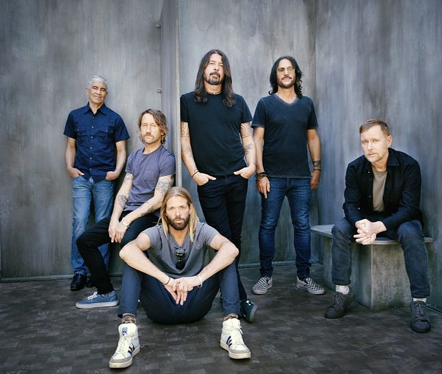 "Foo Fighters ""Medicine at Midnight"": nowy album zespołu Dave'a Grohla"