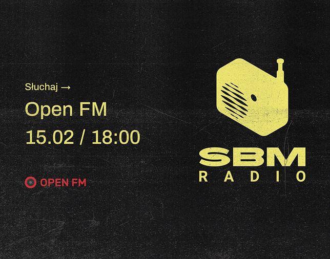 SBM Radio wystartuje w poniedziałek 15 lutego