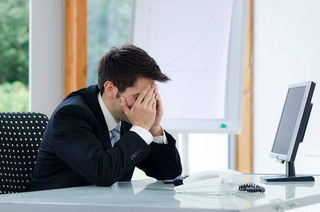 Stres w pracy. Kto jest najbardziej narażony