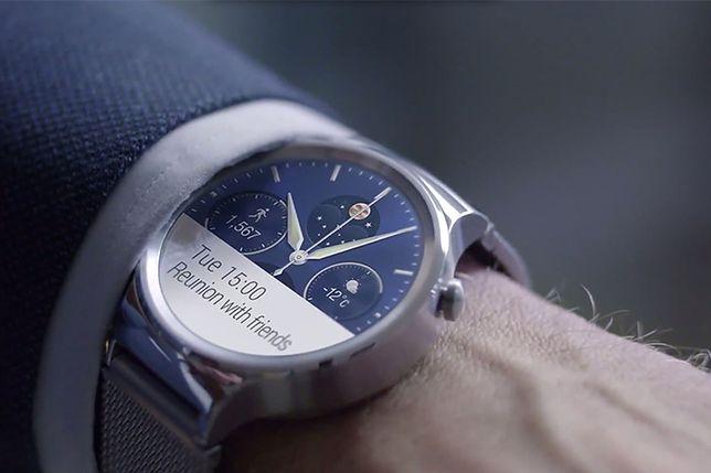 Smartwatche też mogą być eleganckie