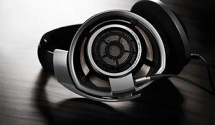 Audiofilski Sennheiser: wzmacniacz HDVD 800 i słuchawki IE 800 oraz HD 800