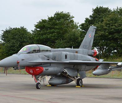 Bomby do polskich F-16 będą produkowane w Bydgoszczy