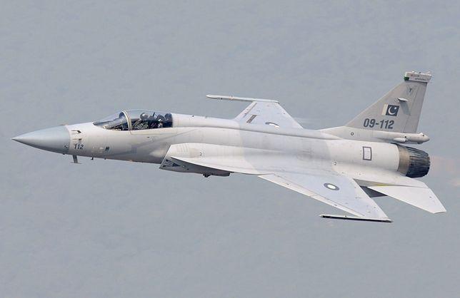 FC-1 Xiaolong, który zostanie przedstawiony na Air Show 2018 w Radomiu