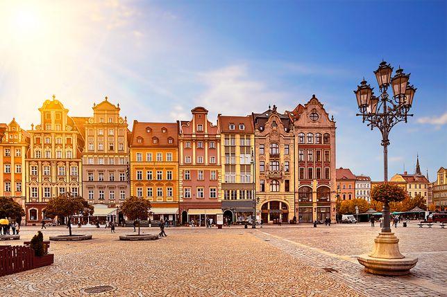 Wrocław. Pogoda na dziś. Pochmurna, ale gorąca niedziela we Wrocławiu. Czy w najbliższych dniach będą upały?