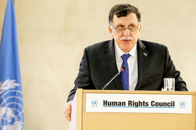 Szef libijskiego rządu skrytykował również niektóre organizacje pozarządowe