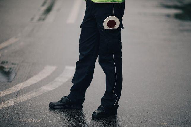 Iława: pijany szef prewencji uciekał przed radiowozem