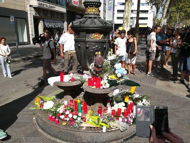 Do zamachu doszło na promenadzie La Rambla w Barcelonie
